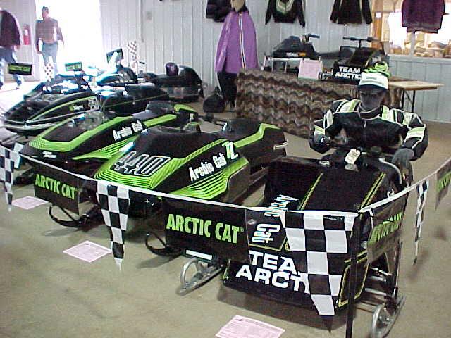 arctic cat racing